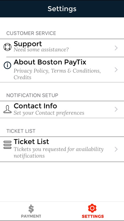 Boston PayTix screenshot-4