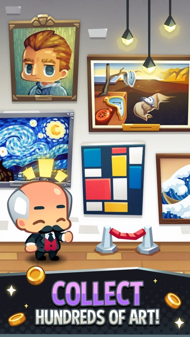 Art Inc. - Collection Clicker screenshot 4