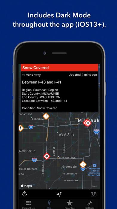 Wisconsin State Roads Screenshot