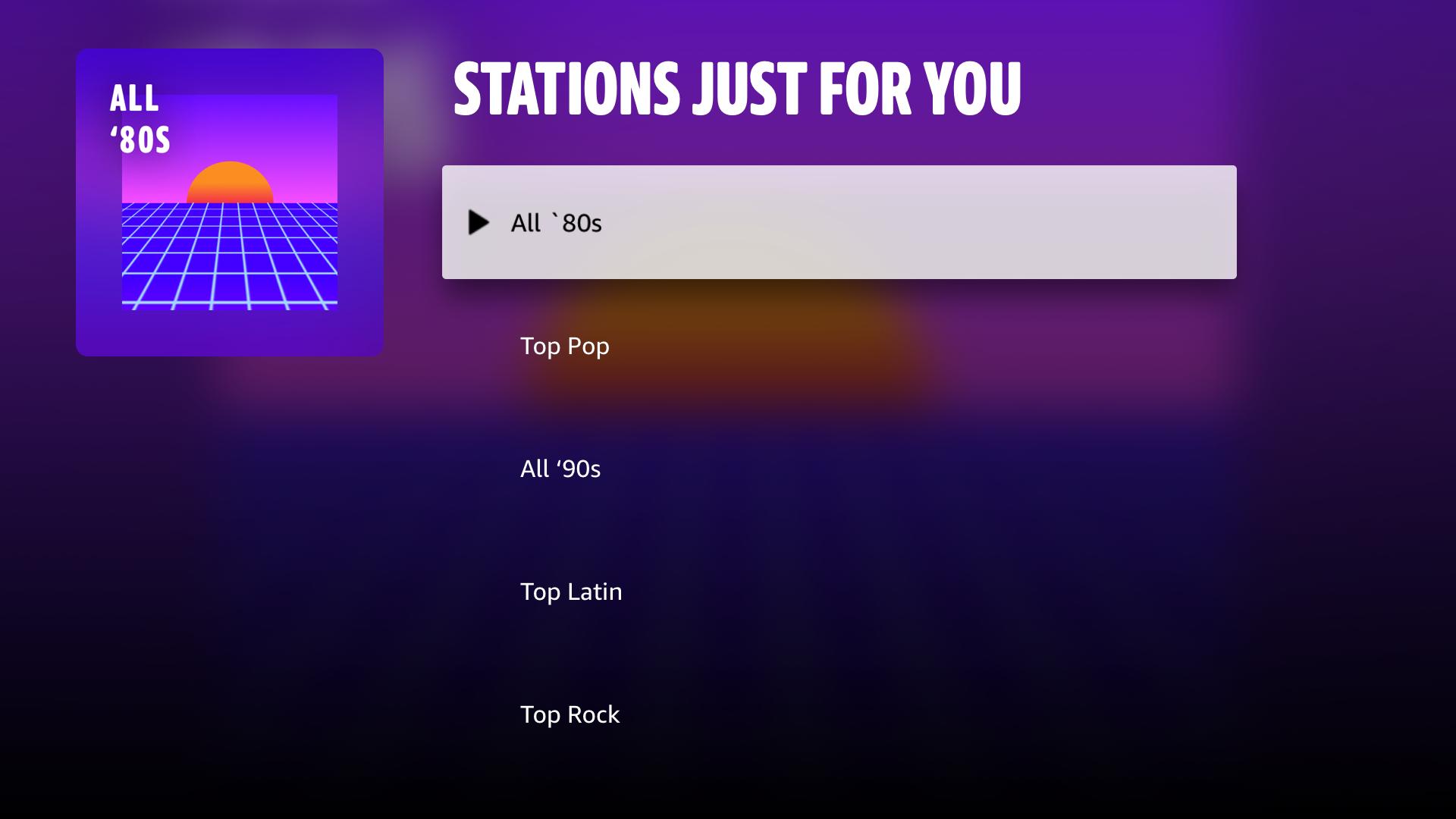 Amazon Music: Songs & Podcasts screenshot 12