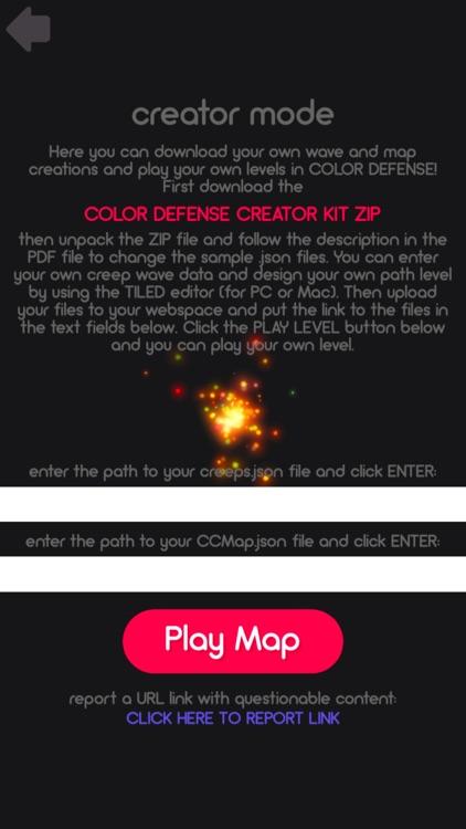 Color Defense - Tower Defense screenshot-7