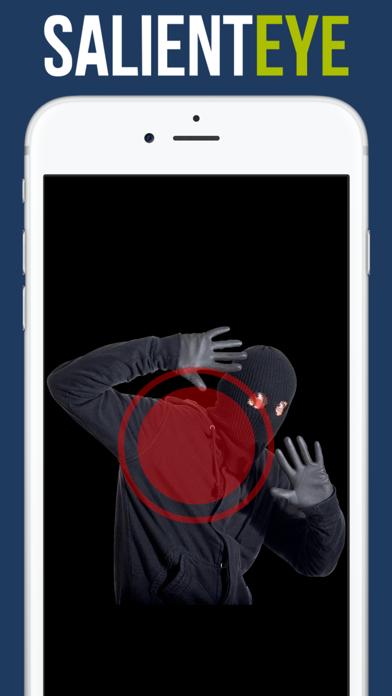 Screenshot for SalientEye Hjemme Alarmsystem in Denmark App Store