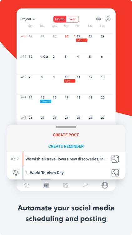 PublBox: Social Media Tools screenshot-3
