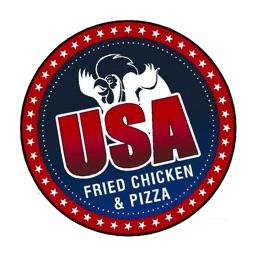 USA Chicken & Pizza Didcot