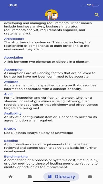 Business Analyst Starter Kit screenshot-3