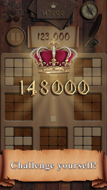 Woody 88: Fill Squares Puzzle screenshot-3