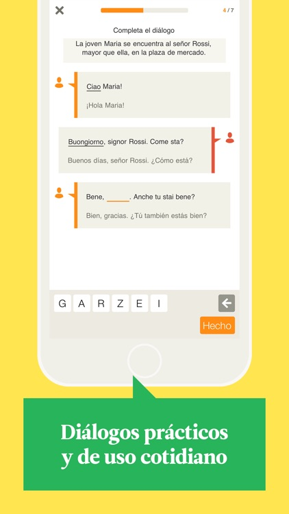 Babbel – Aprender italiano screenshot-1