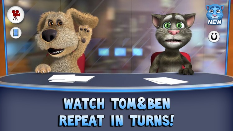 Talking Tom & Ben News