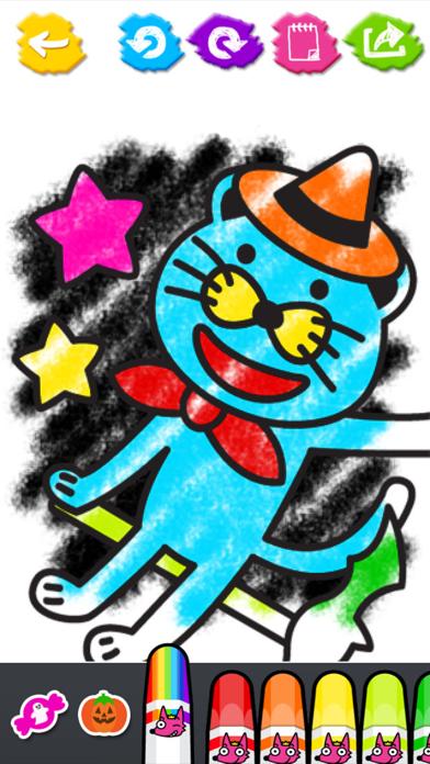 フォン!モンスターぬりえ:ハロウィンのおすすめ画像5