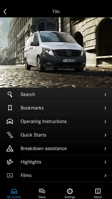 Mercedes-Benz Guidesのおすすめ画像4