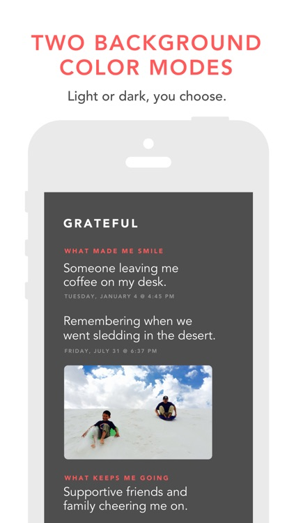 Grateful: A Gratitude Journal screenshot-5