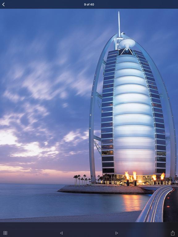 Dubai Offline Map Travel Guideのおすすめ画像5