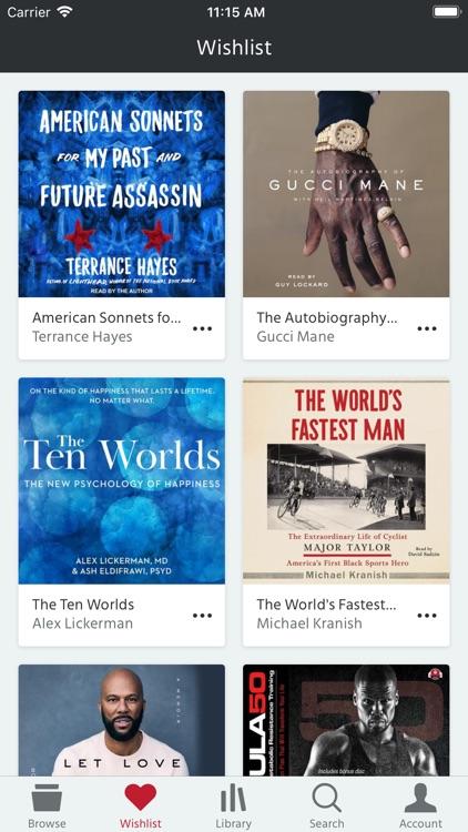 Urban Audiobooks screenshot-5