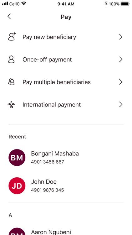 Absa Banking screenshot-6