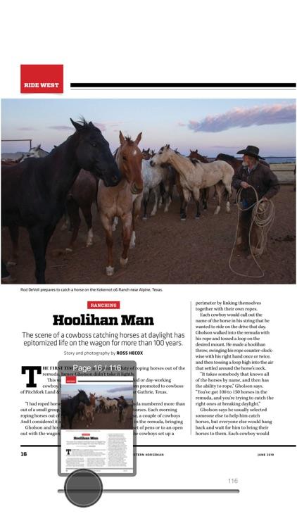 Western Horseman Magazine screenshot-6