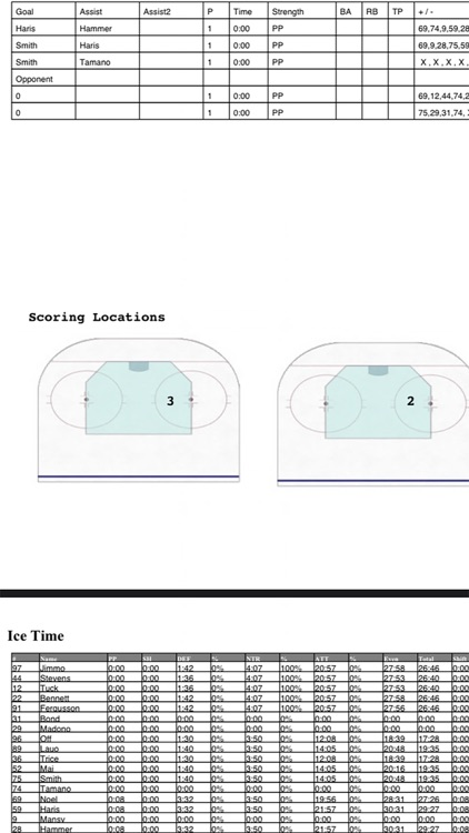 Icetrack Hockey Stats screenshot-8