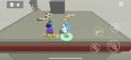 Gang Fight – Fun Beasts Party