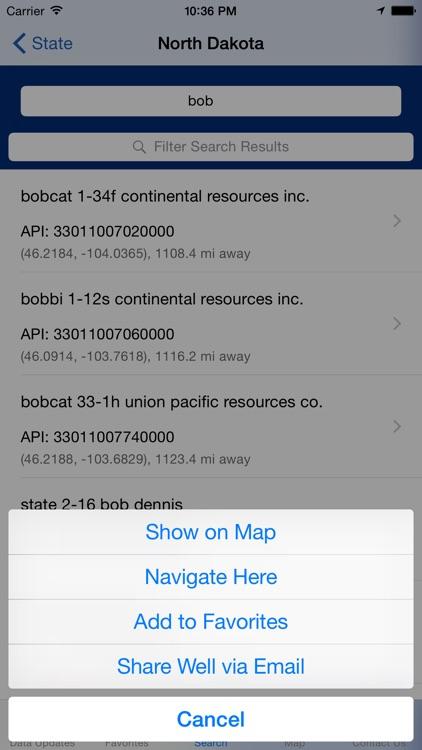 WellSite Navigator USA UL screenshot-3