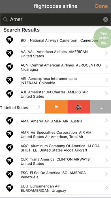 flight codes airlineのおすすめ画像2