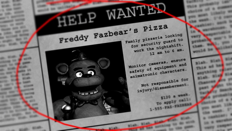 Five Nights at Freddy's screenshot-3