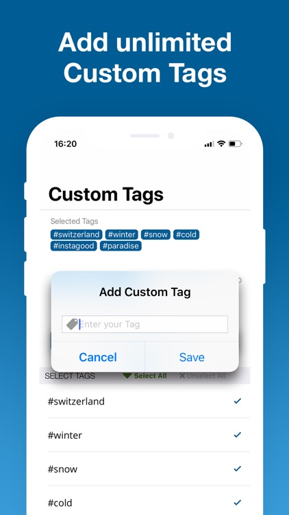 Auto Tags for Instagram screenshot-4