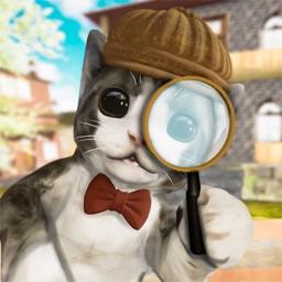 Kitty Cat Detective Pet Sim
