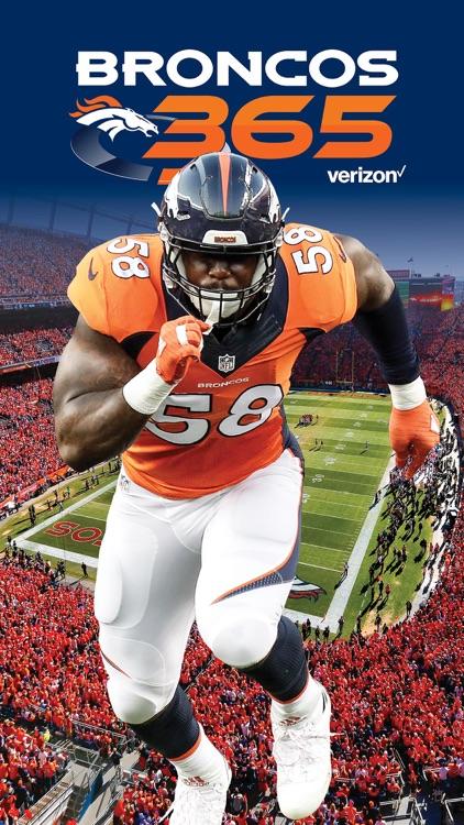 Denver Broncos 365 screenshot-4