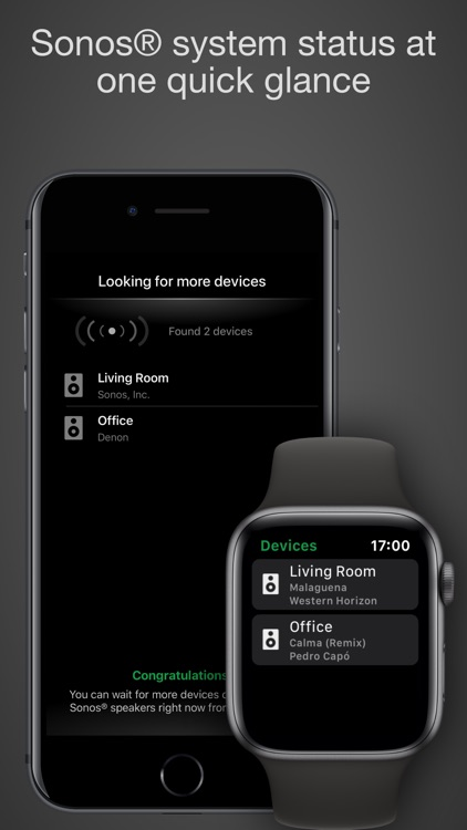 Remote for Sonos screenshot-0