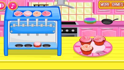 ألعاب الطبخ - اخبز كب كيكلقطة شاشة2