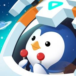 Astro Penguin - Run Game