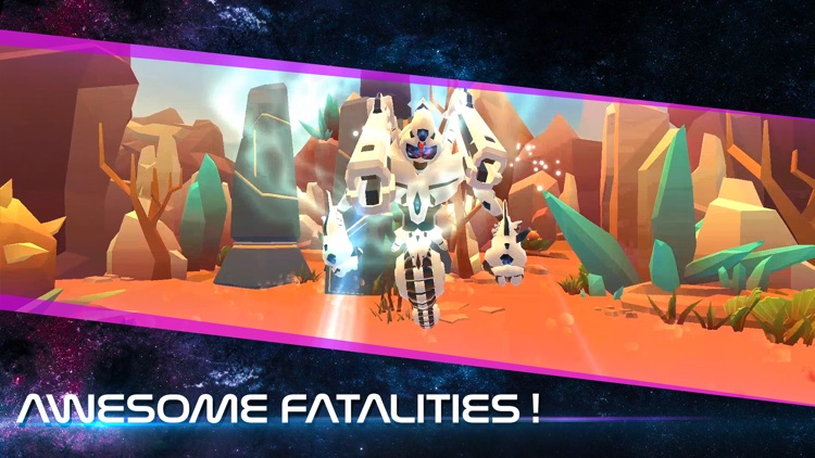ECHO VR MINI GAMES PARTY screenshot-4
