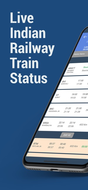 Indian Railway Train Enquiry on the App Store