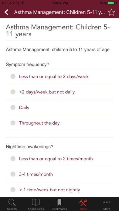 Nurse's Drug Handbook Screenshot