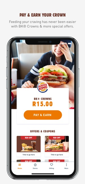 Burger King SA on the App Store