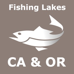 California & Oregon Fish Lakes