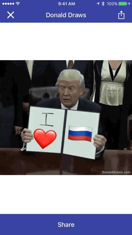 Donald Draws Executive Doodle screenshot-0