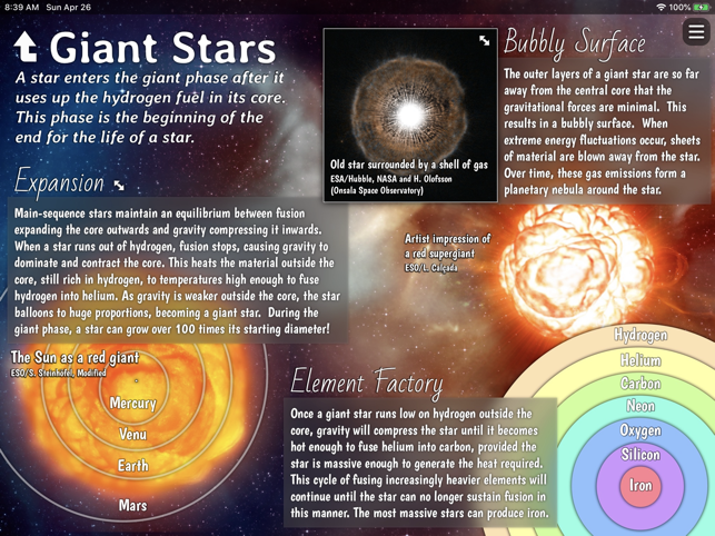 ‎Interactive Minds: Universe Screenshot