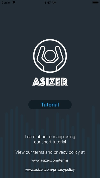 ASizer: Measure Your Body