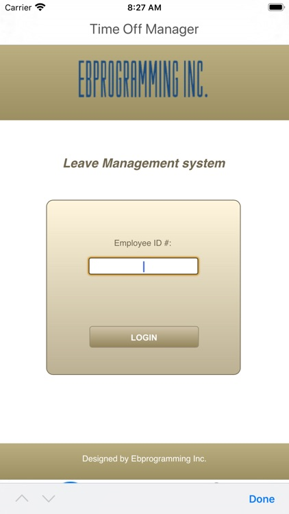 Time Off Manager screenshot-4