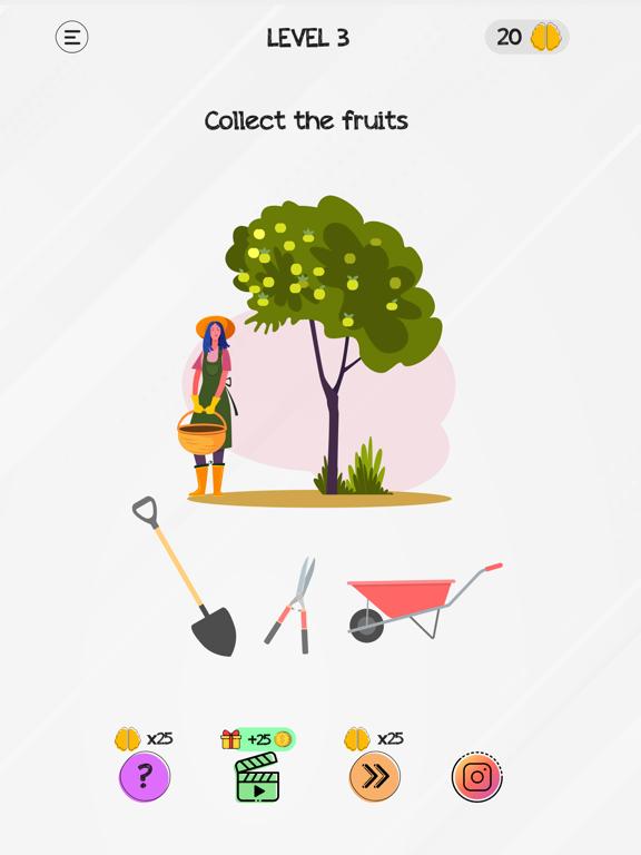 Braindom: Brain Games Test screenshot 14