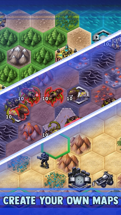 UniWar: Multiplayer Strategy screenshot-7