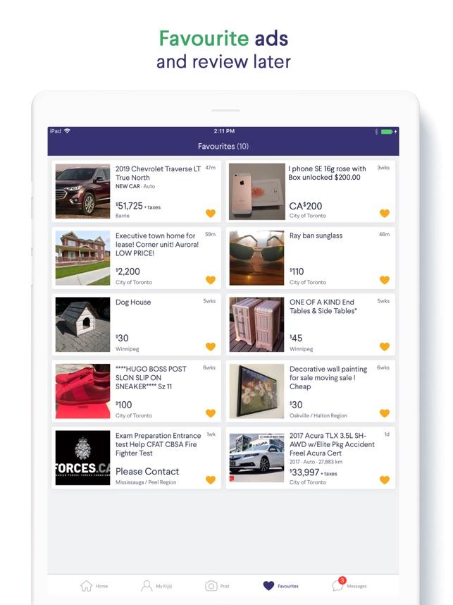 Kijiji Ads: Shop Local & Save on the App Store