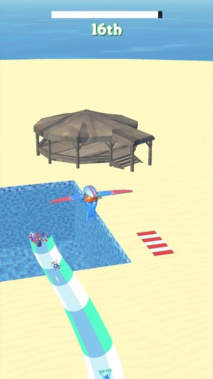 Aqua Race IO screenshot-8
