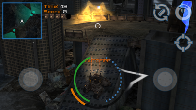 Screenshot from Reflex Unit 2