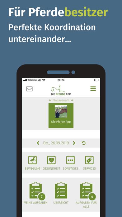 Die Pferde AppScreenshot von 1