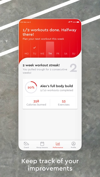 Fit For Free screenshot-3