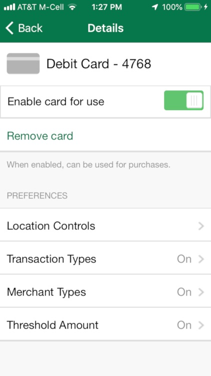 FM Credit Card screenshot-4