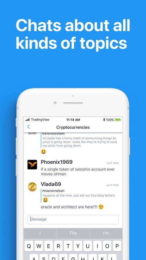 TradingView】版本记录- iOS App版本更新记录 版本号 更新时间 最新版本