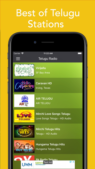 Top 10 Apps like Telugu Radio Stations in 2019 for iPhone & iPad