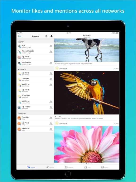 Hootsuite - Social Media Tools Screenshot 4